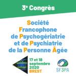Congrès de la SF3PA